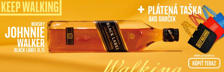 Johnnie Walker & tasty